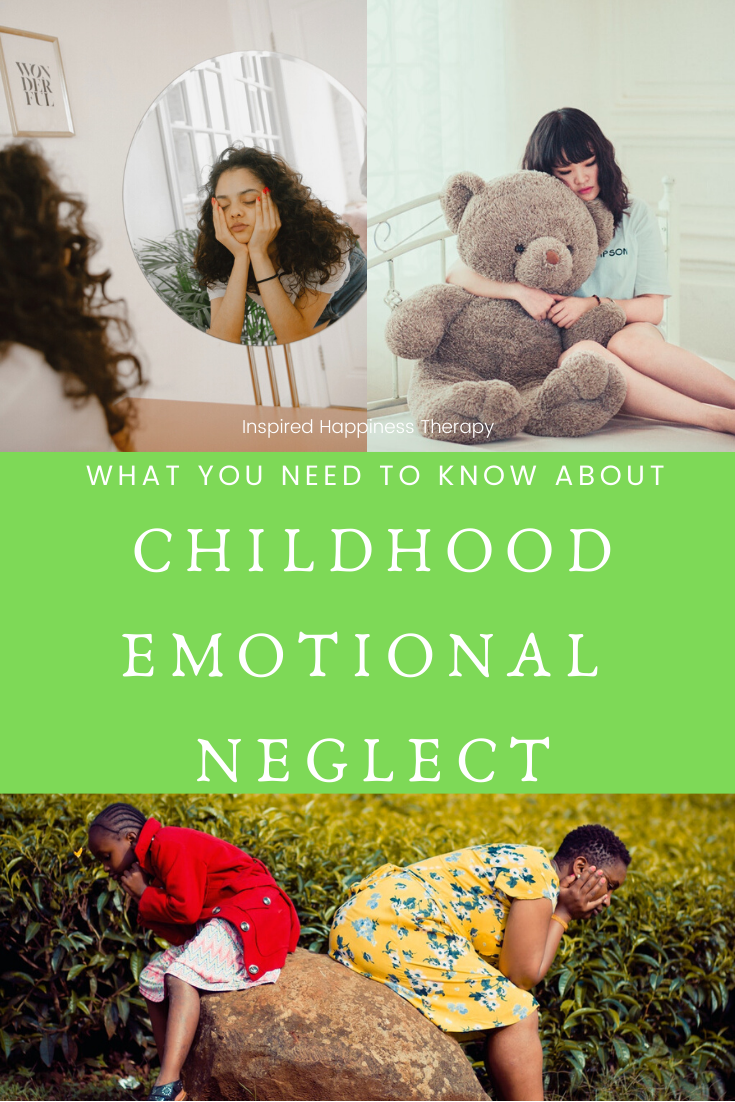 What you should know about childhood emotional neglect
