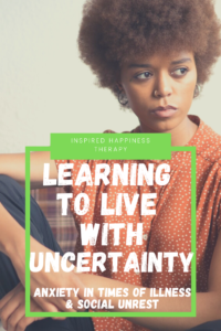 Learning to live with uncertainty