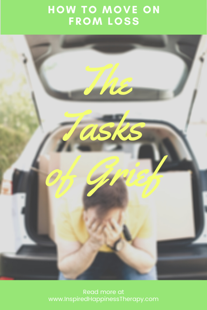 the tasks of grief