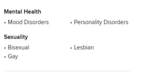 LGBTQ affirming therapist Psychology Today